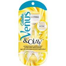 GILLETTE Venus & Olay - dámský holící strojek - Výprodej