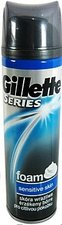 Gillette Series sensitive pěna na holení 250 ml - pánská