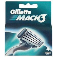 GILLETTE Mach 3 náhradní hlavice