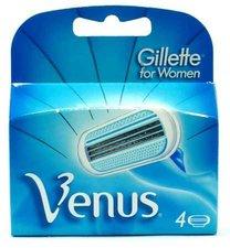 GILLETTE náhradní hlavice 4ks Venus Women