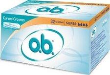 o.b. Super tampony 32 ks