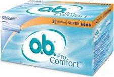 o.b. Pro Comfort tampony Super 32 ks