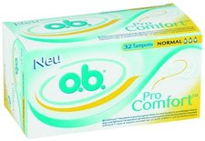 O.B. Pro Comfort Normal 32ks