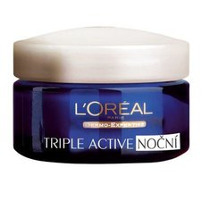 LORÉAL DERMO-EXPERTISE Triple Active noční krém 50ml