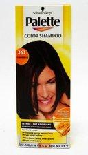 PALETTE Color šampon 341 čokoládový 50ml