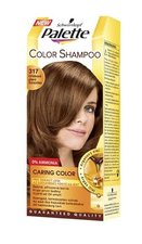 Palette Color Shampoo 317 - Oříškově plavý tónovací barva na vlasy