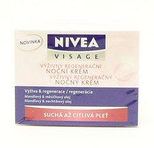 NIVEA VISAGE noční krém 50ml výživný regenerační