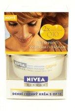 NIVEA VISAGE Q10 Plus denní krém 50ml proti vráskám