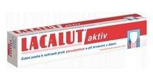 LACALUT zubní pasta 75ml Aktiv pro ochranu před paradentózou