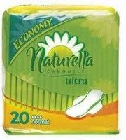NATURELLA ultra normal 20ks