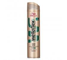 Wellaflex Hydro Style lak na vlasy pro extra silné zpevnění 250 ml