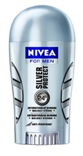 NIVEA antiperspirant 40ml Silver Protect