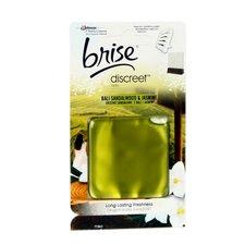 Brise Discreet Bali Sandalwood & Jasmine osvěžovač vzduchu náhradní náplň 12 g