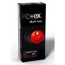 KOTEX vložky na noc (10ks)