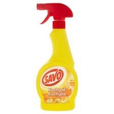 SAVO Glanc čistící prostředek na kuchyně 500ml