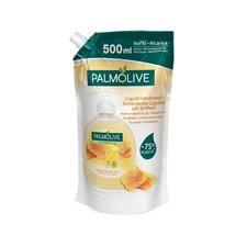 PALMOLIVE tekuté mýdlo 500ml Milk& Honey - náhradní náplň