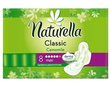 Naturella classic super 8ks/fol