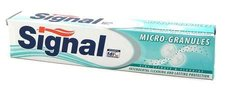 SIGNAL zubní pasta 75ml Microgranules Inter-act