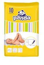 Panda Dětské přebalovací podložky - 10 ks