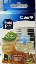 Ambi Pur Car Tobacco cedrové dřevo & máta náhradní náplň NN