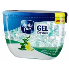 AMBI PUR Crystals gel 150g Eukalyptus & Lime