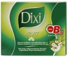 Dixi Arvit vlasové tonikum s provitamínem B5 6 ampulí po 10 ml