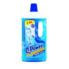 Q power leštidlo do myčky - ocean aroma