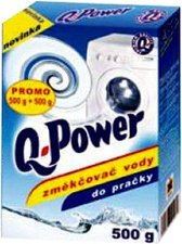 Q power změkčovač vody 500g