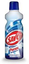 Savo Perex svěží vůně parfémovaný přípravek pro předpírání a bělení prádla 1 l