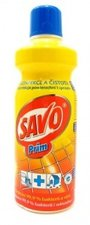 SAVO Prim 1l desinfekční prostředek k čištění ploch a povrchů