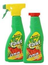 Fast K přípravek pro ochranu rostlin rozprašovač 250 ml