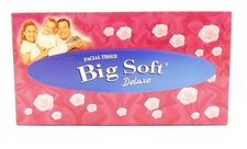 Big soft kosmetické ubrousky 100ks