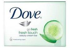 Dove Go Fresh Touch Okurka & Zelený čaj toaletní mýdlo 100 g