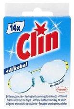 CLIN čistící ubrousky 25g