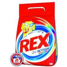 REX 2kg Color prací prášek
