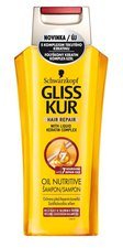 GLISS KUR šampon 250ml Oil Nutritive regenerační
