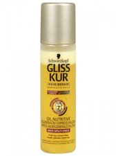 Gliss Kur Oil Nutritive express balzám bezoplachový 200 ml