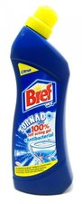 BREF WC gel Tornádo 750ml Citrus
