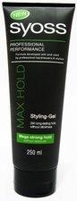 SYOSS gel stylingový 250ml Max Hold
