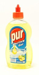 PUR 500ml Power Gel Lemon