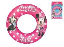 Kruh nafukovací 56cm Minnie 3-6 let v krabičce