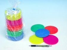 Qoboqob plast skákací 10cm asst 5 barev
