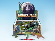 Dinosaurus plast 12-14cm asst 6 druhů