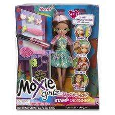 Moxie Girlz Magické vlasy Monet