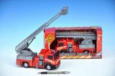 Auto hasiči kov/plast 22cm