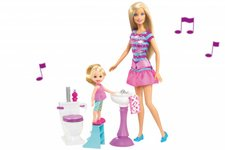 Mattel Barbie Zubařka a chůva