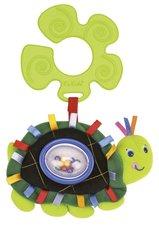 K´s Kids -  Úchyt na kočárek - chrastící želva