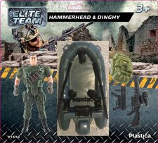 Plastica Hammerhead & Dinghy