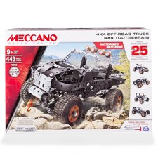 Spin Master MODEL 25 VARIANT S MOTOREM Meccano