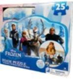 Spin Master Frozen PĚNOVÉ PUZZLE 25ks